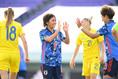 【PHOTO】岩渕真奈|写真:金子拓弥(サッカーダイジェスト写真部/JMPA代表撮影)