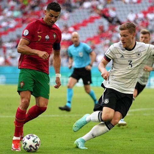 ドイツが怒涛の4ゴール、ポルトガルとの撃ち合いを制す!