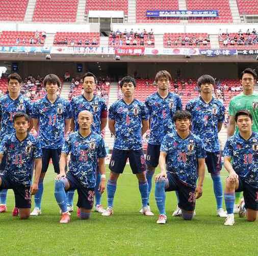 U-24日本代表の全選手プロフィール